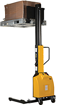Vestil SLNM-118-AA Electric Pallet Stacker