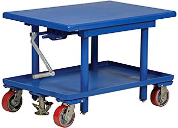 Merveilleux Vestil MT 2436 LP Mechanical Post Table