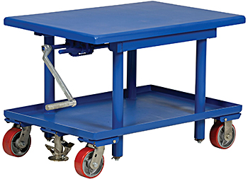 Vestil MT-2436-LP Mechanical Post Table