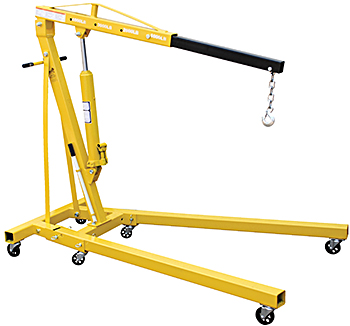 Vestil EHN-40-C Shop Crane