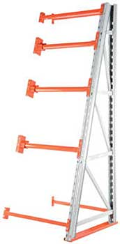 Vestil RERC-A-438 Reel Rack Add On Section