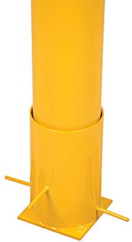 Vestil BOL-R-42-5.5 Removable Bollard