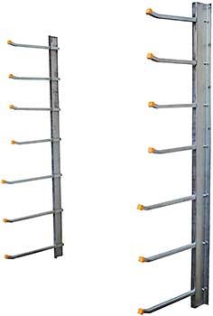 Vestil SR-WM Economical Material Racks