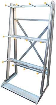 Vestil SR-V Economical Material Racks