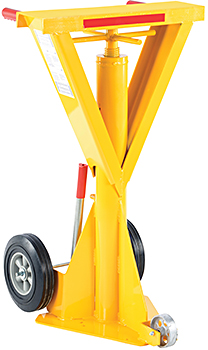 Vestil SP-TOP-BEAM Trailer Jack Stand