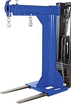 Vestil LM-HRT-6-24 High Rise Telescoping Forklift Boom
