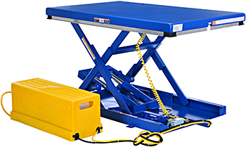 Vestil EHLTX Low Profile Lift Table