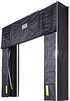 Vestil D-150/650-10 Dock Seal / Shelter Combination