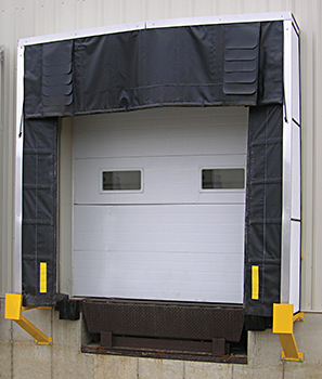 Vestil D-750-18 Dock Shelter
