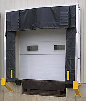 Vestil D-750-18 Dock Shelter