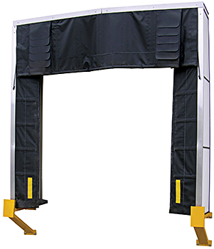 Vestil D-750-24 Dock Shelter