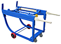 Vestil RDC-1000 Rotating Drum Cart