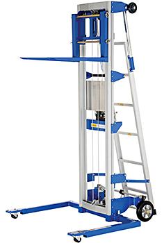 Vestil A-LIFT-LAD Retractable Ladder