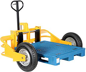 Vestil ALL-T-2 All Terrain Pallet Truck