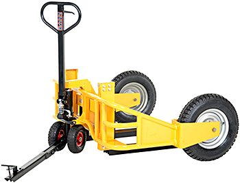 Vestil ALL-TBB Tow Bar for All Terrain Pallet Truck
