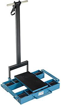 Vestil SSKT-6 Steerable Machinery Skate