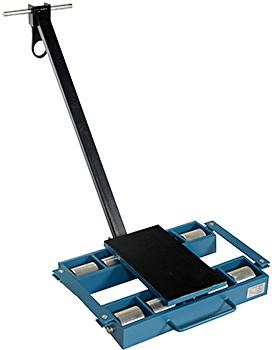Vestil SSKT-12 Steerable Machinery Skate