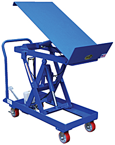 Vestil Cart 500 Lt Lift Amp Tilt Cart For Sale