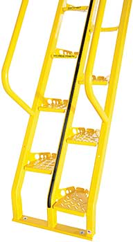 Vestil ATS-10-58 Alternating Tread Stairs