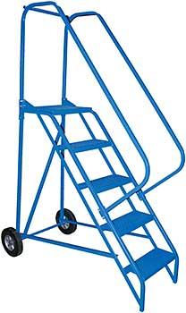 Vestil LAD-RAF-5-P Roll-A-Fold Ladder