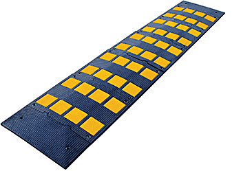 Vestil RSH- Rubber Speed Hump