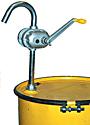 Vestil ADP-55 Aluminum Rotary Drum Pump