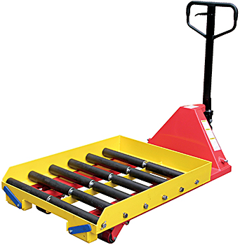 Vestil BTC-PJ Forklift Battery Transfer Cart