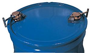 Vestil BLD-80 Brass Drum Locks