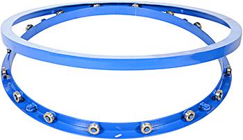 Vestil CA-48-2 Manual Carousel