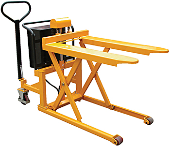 Vestil TAL-220-DC High Lift Pallet Jack