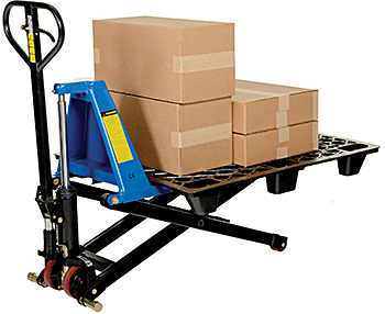 Vestil L-220-HD High Lift Pallet Truck