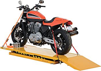 Vestil MOTO-LIFT-1100 Hydraulic Motorcycle Lift