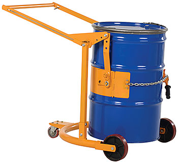 Vestil DCR-110-55 Manual Drum Rotator