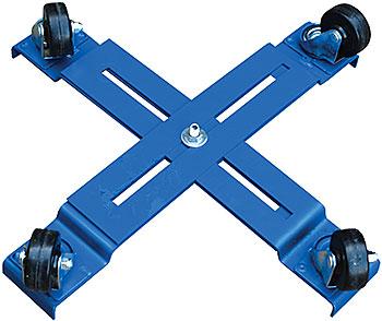 Vestil DRUM-X-C Adjustable Drum Dolly