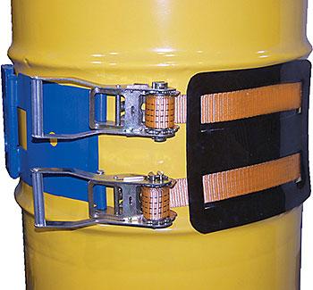 Vestil FDRS - Optional Factory Installed Dual Rachet Strap
