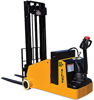 Big Joe CB22-128 Counterbalance Pallet Stacker