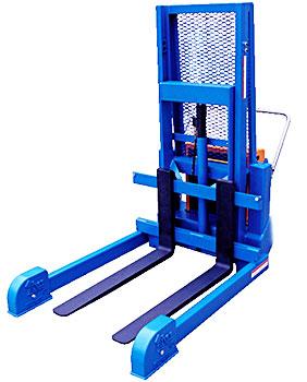 Vestil LL-PMPS-50 Electric Pallet Stacker