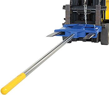 Vestil CRF-120 Carpet Pole