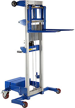 Vestil A-LIFT-CB-HP Hand Winch Lift Truck
