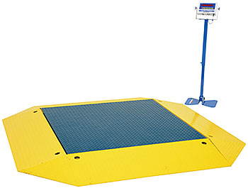 Vestil SCALE-LP-44-10K Pallet Scale