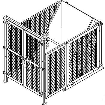 Vestil HBD-GATE