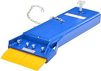 Vestil SCRAPE-1 Forklift Floor Scraper
