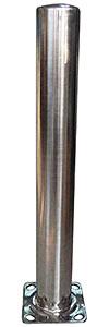 Vestil BOL-SS-42-4.5 Stainless Steel Bollard