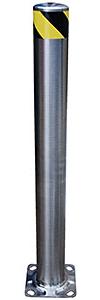Vestil BOL-SS-36-4.5 Stainless Steel Bollard