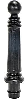 Vestil BOL-CI-28-5 Cast Iron Bollard