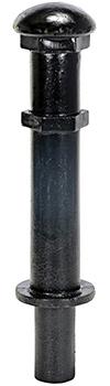 Vestil BOL-CI-28-7 Cast Iron Bollard