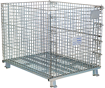 Vestil VWIRE-48H Wire Container