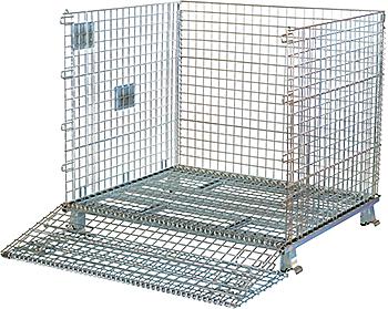 Vestil VWIRE-40H Wire Container