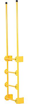 Vestil DKL-4 Dock Ladder