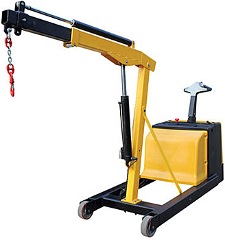 Vestil Epfc Cb 15 Counterbalance Mobile Floor Crane For Sale